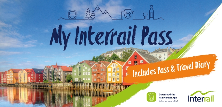 Interrail Pass Cover 2019-original
