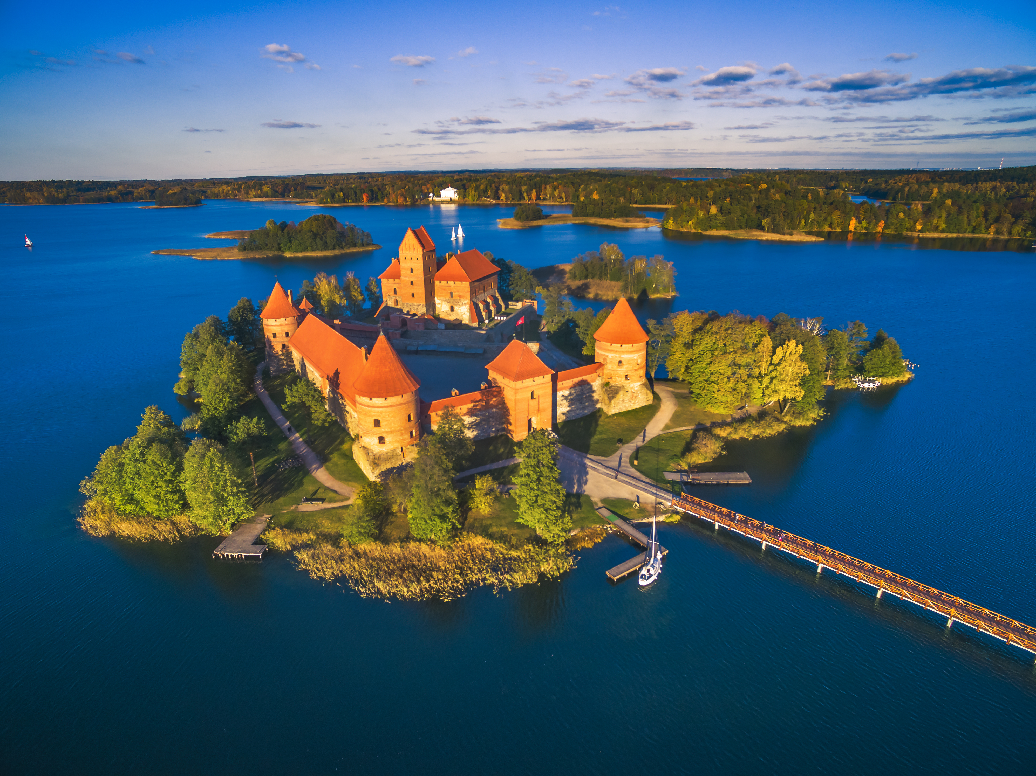 Lithuania   See the Best of Lithunia by Train   Interrail.eu
