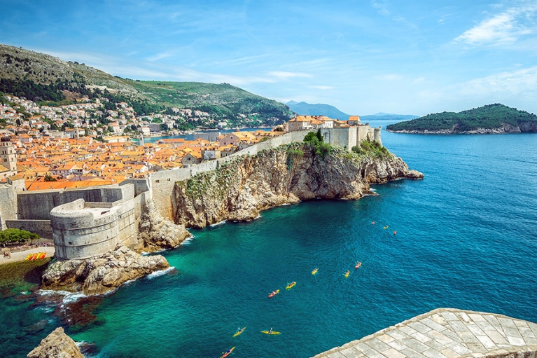 croatia-dubrovnik-view-fortress