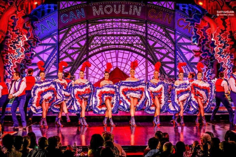 moulin rouge france paris