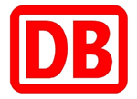 Logo of German railway DB