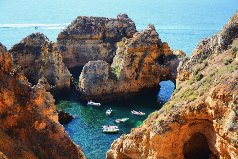 Wonderful places in Portugal