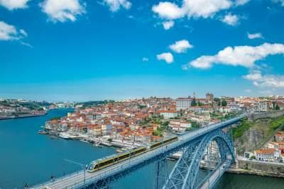 Porto. CARD Interrail Pass benefit