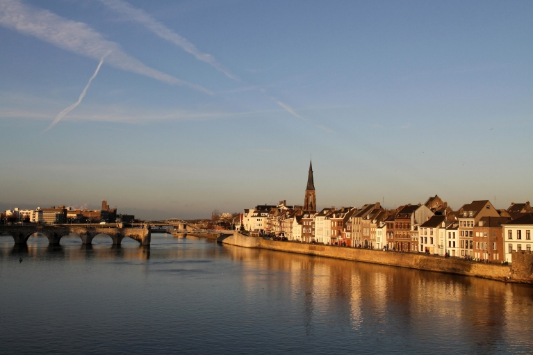 Old city of Maastricht