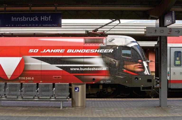 Trains in Austria | Interrail eu