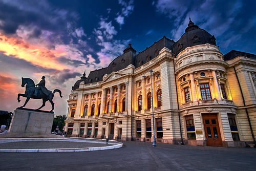 Cheapest cities in Europe | Bucharest, Romania