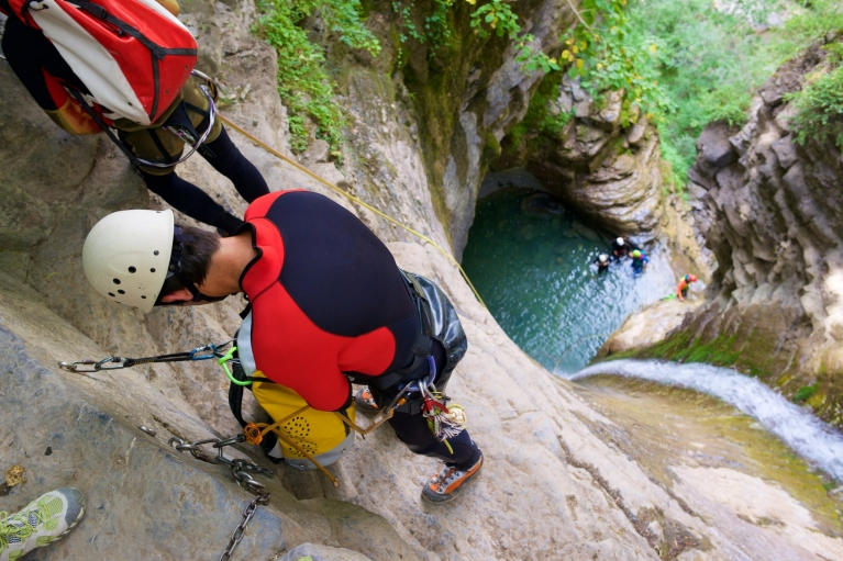 canyoning_in_aragon_spain_