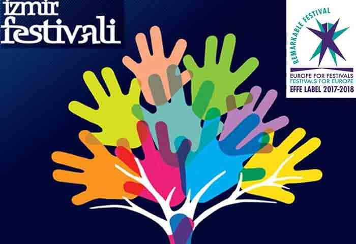 Events in Turkey | Official poster of International Izmir Festival
