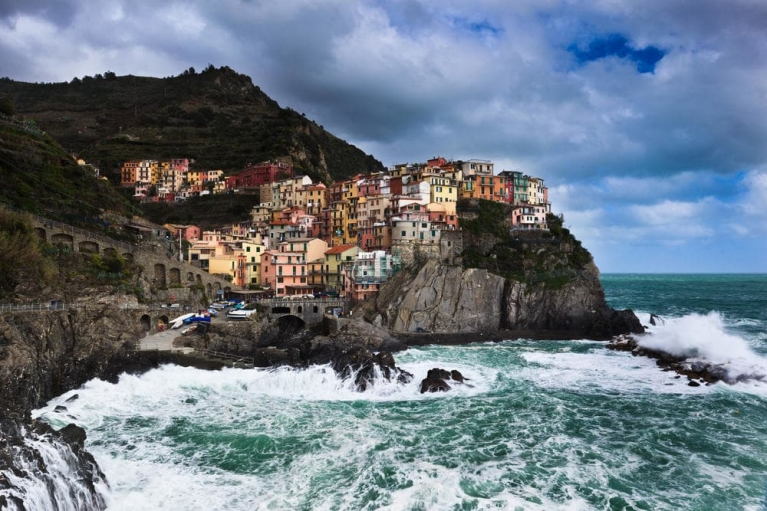 Explore Cinque Terre's villages and walking trails