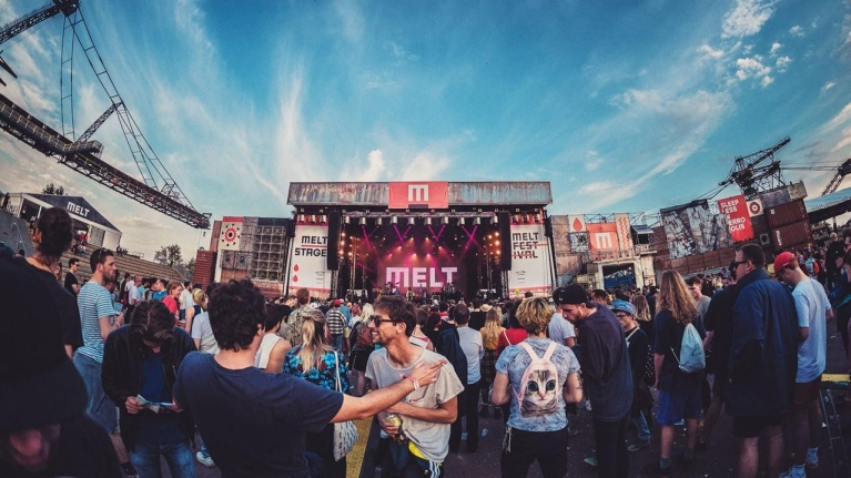 Melt Festival, Germany
