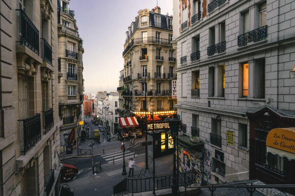 Sandemans Walking Tours | Das Viertel Montmartre in Paris, Frankreich