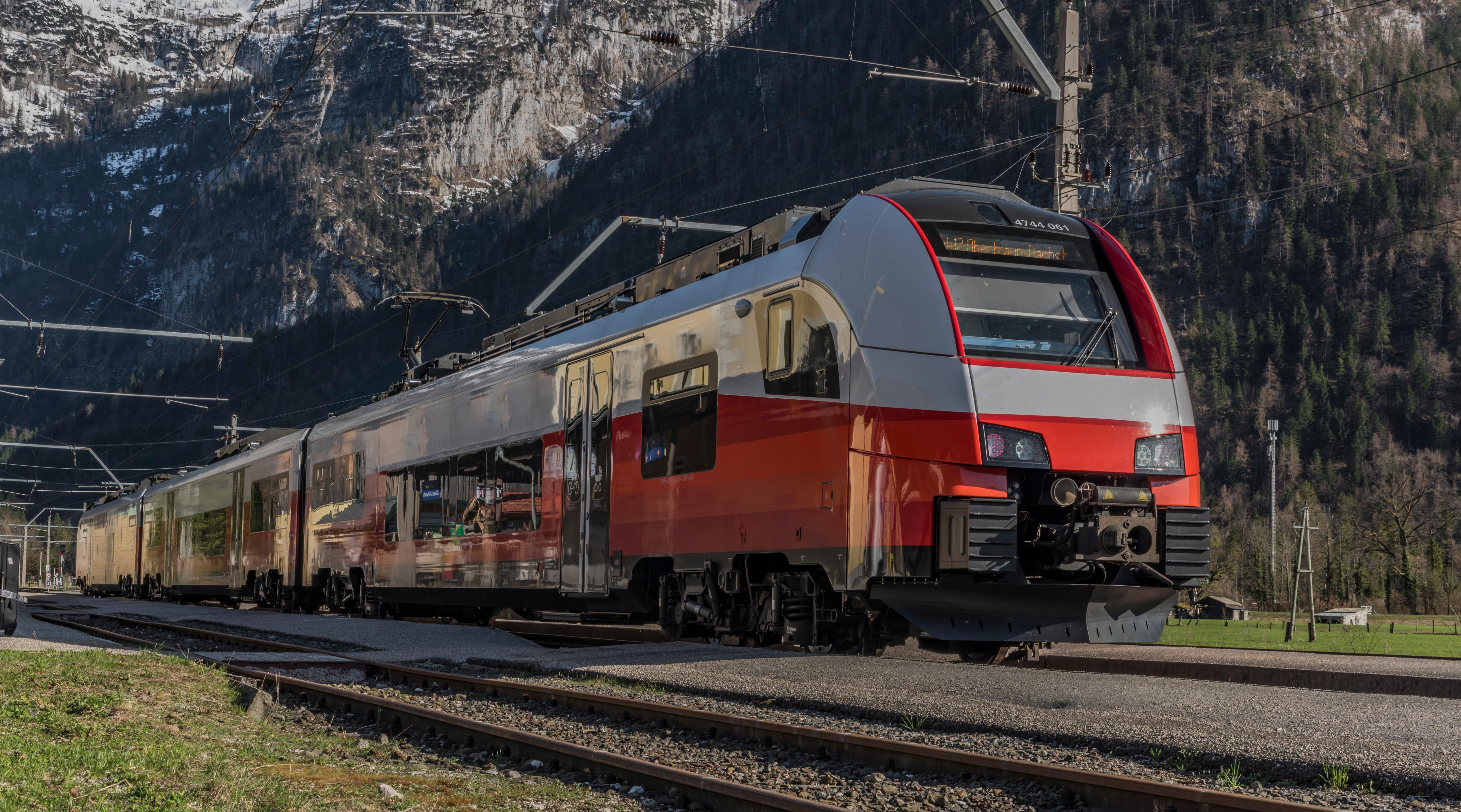 Trains In Austria Interrail Eu