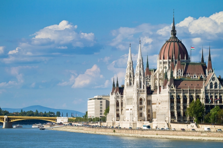 Parlement, Budapest, Hongrie