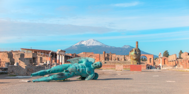 Ruins of Pompeii | 24 hours in Naples