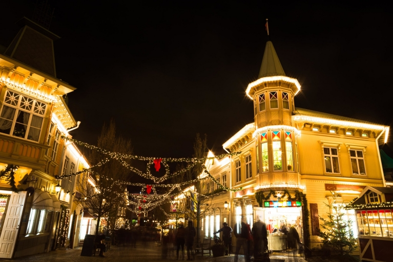 Christmas in Liseberg, Gothenburg
