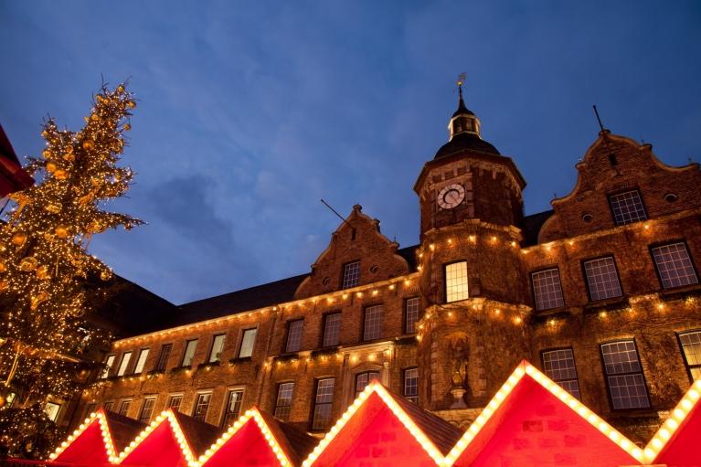 Kerstmarkten In Duitsland Interrail Eu