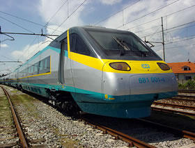 Train à grande vitesse SuperCity
