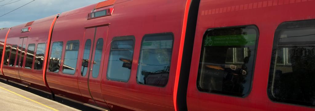 Trains in Denmark | Interrail eu