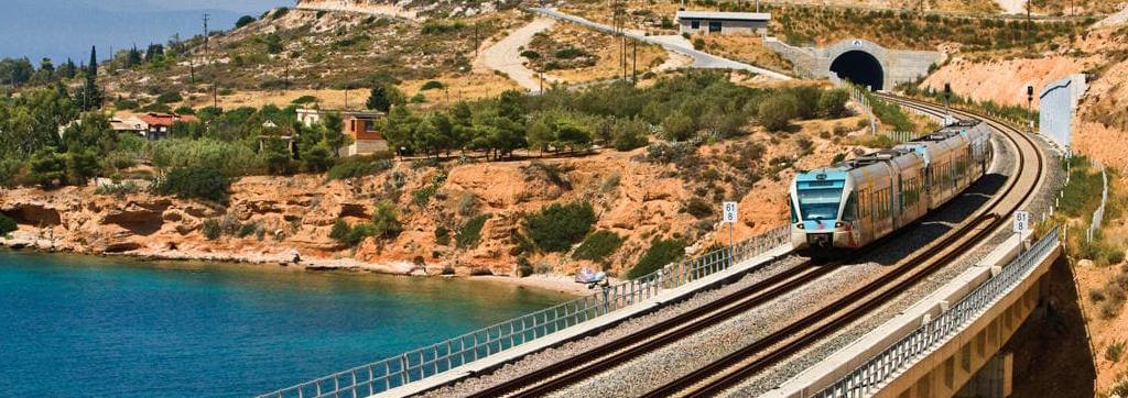 Trains in Greece | Interrail eu