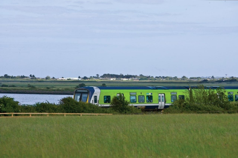 Trains in Ireland | Ireland by Rail | Interrail eu