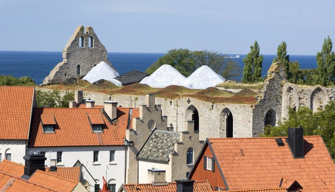 Visby, isola di Gotland