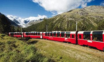 Best Scenic Train Rides in Europe Interrail