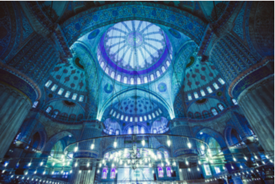 turkey-istanbul-blue-mosque-lights