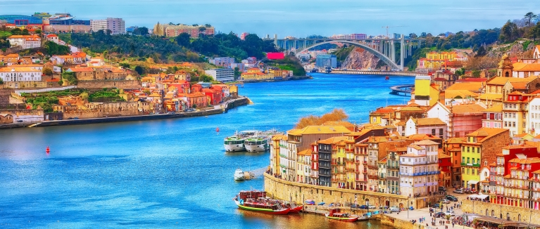 Porto and the Douro river