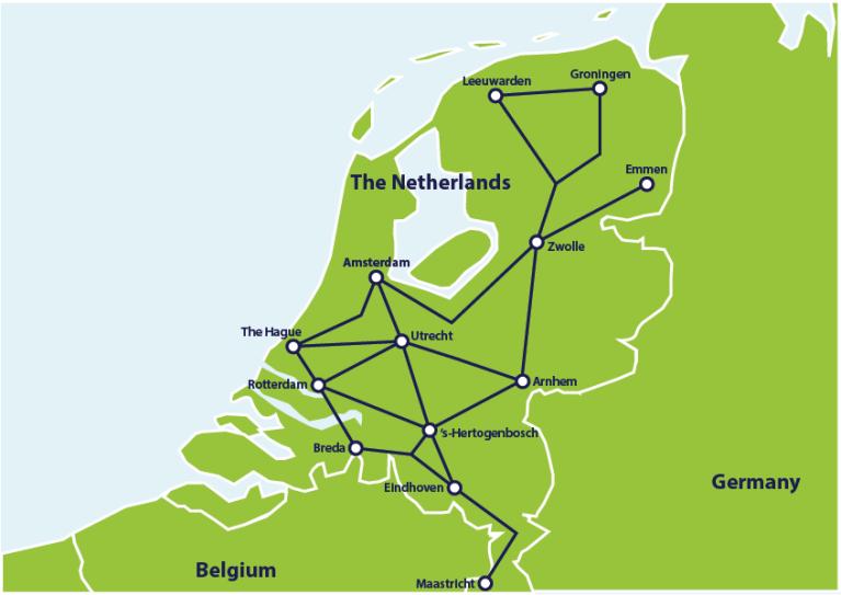 Züge In Den Niederlanden Interraileu